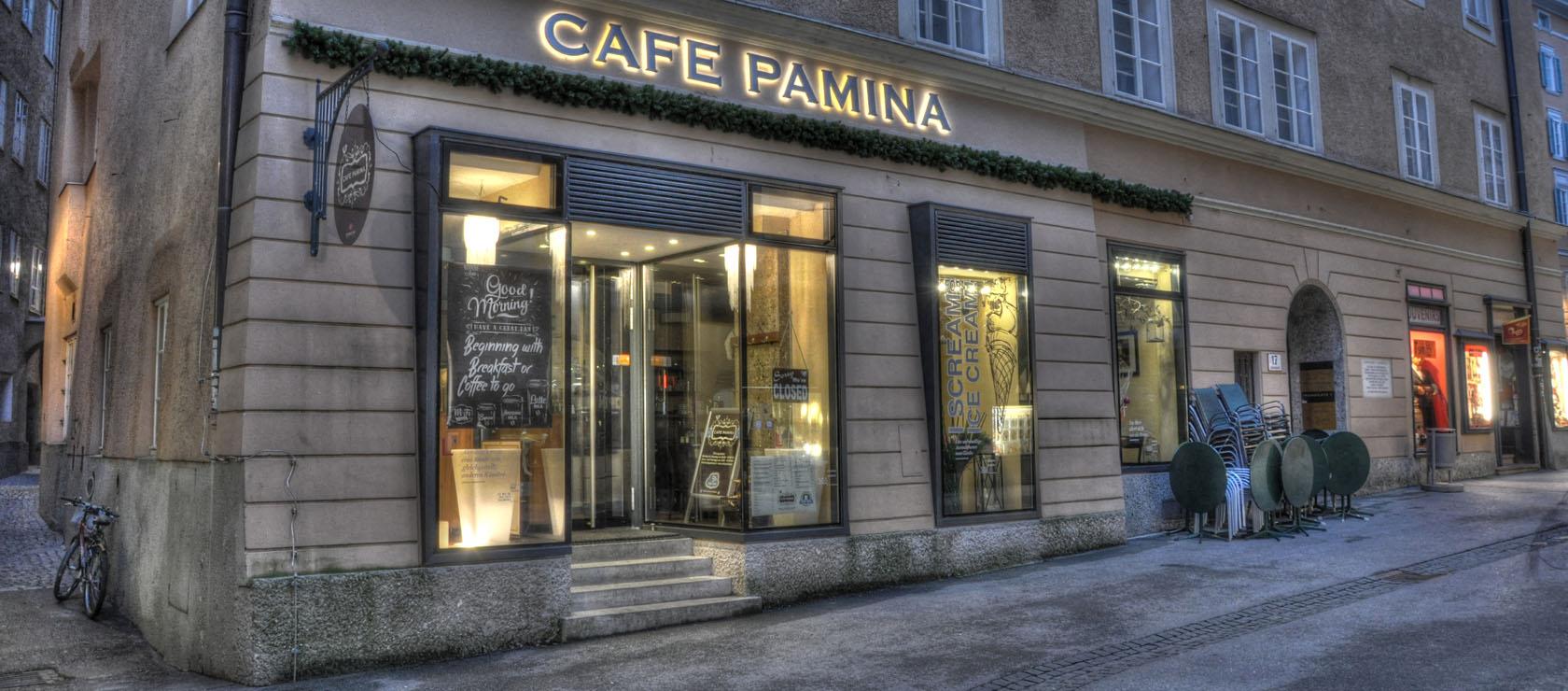 Cafe Pamina