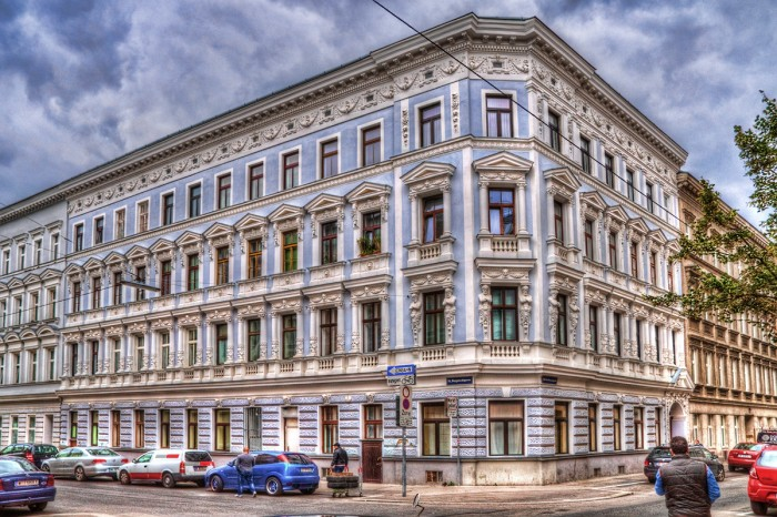 Wien und seine wunderschönen Häuser