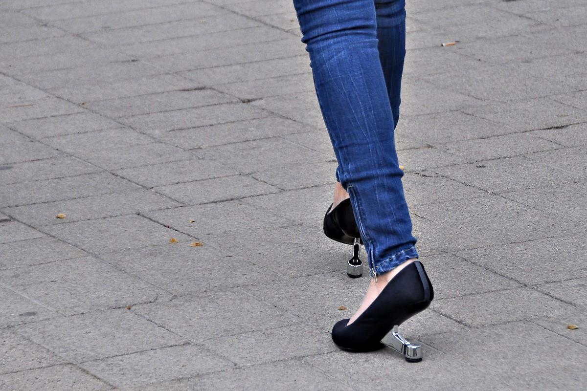 diese Schuhe…