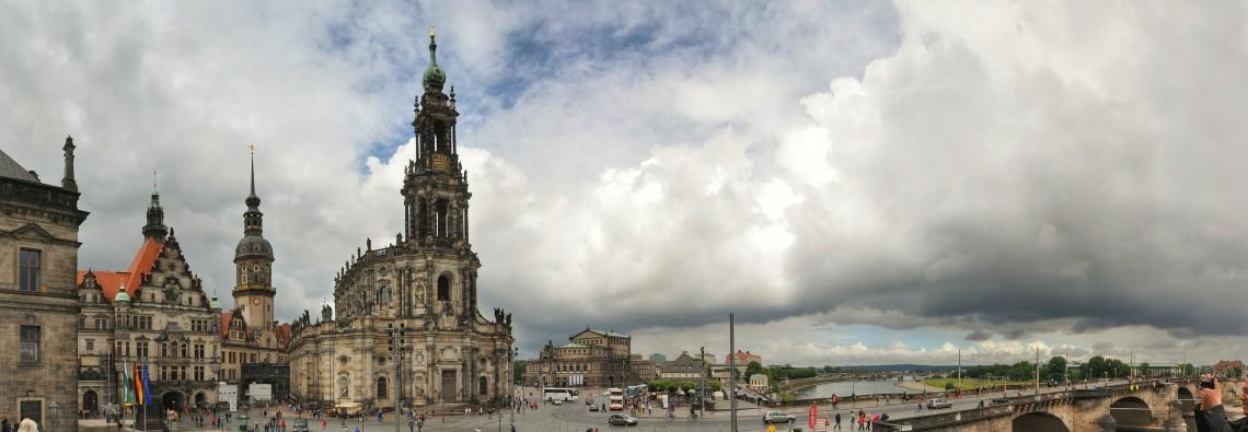 Dresden Kathedrale