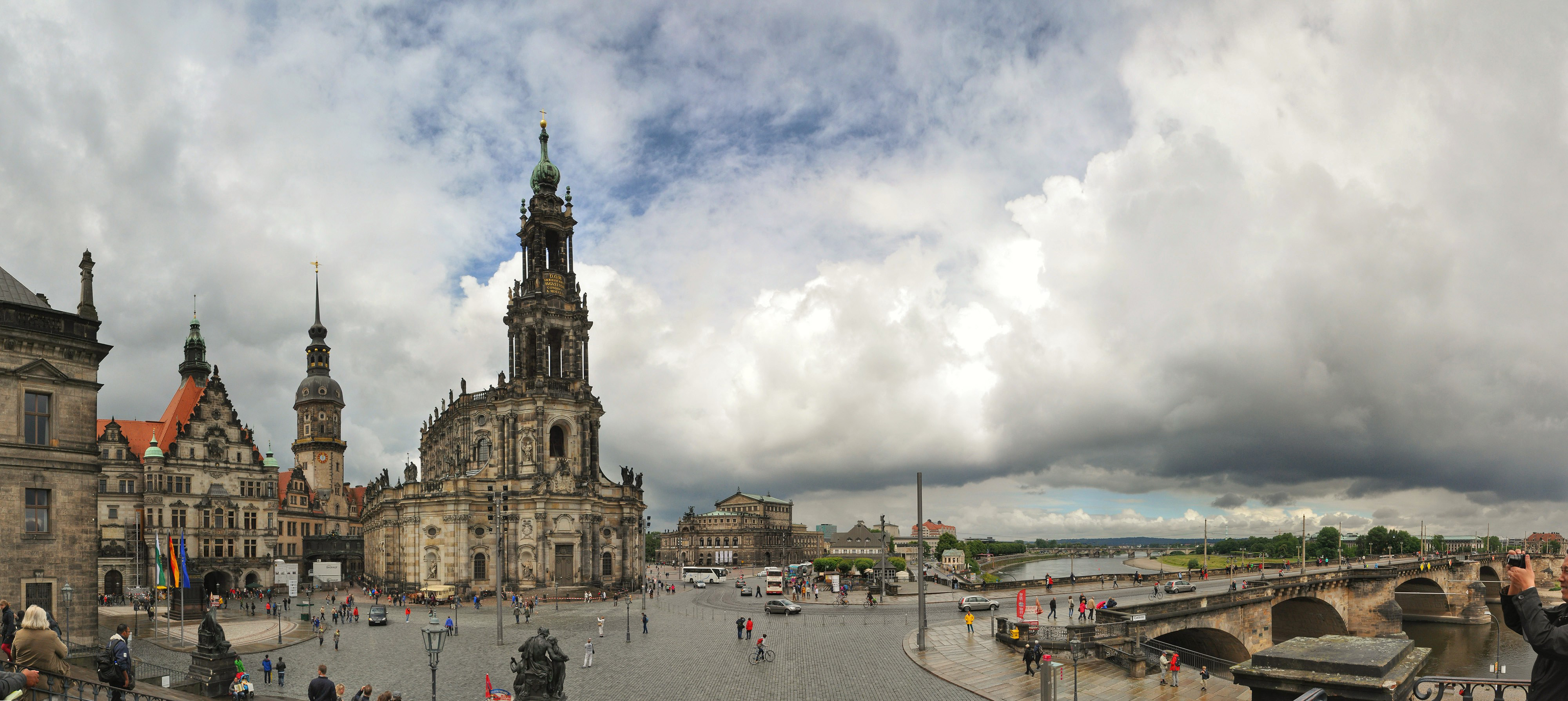 Dresden Kathedrale
