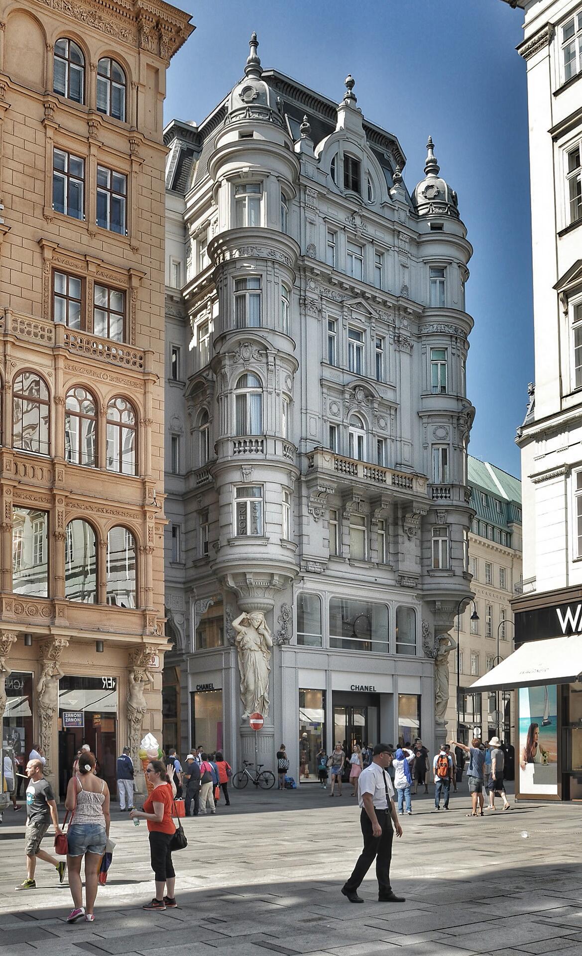 Wien Impression - am Graben