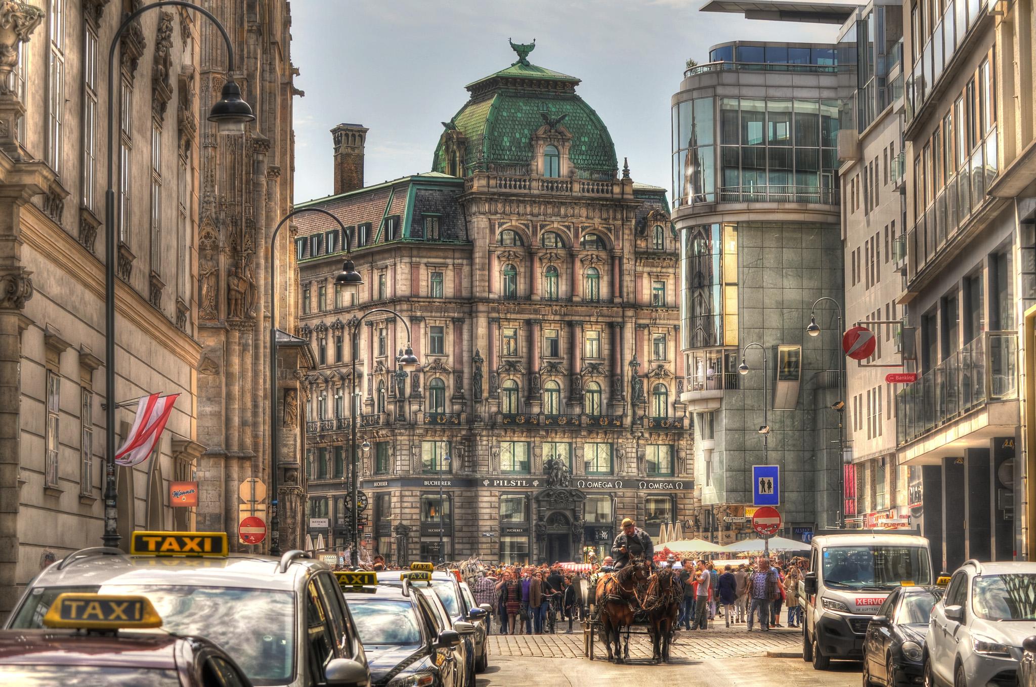Wien, Innere Stadt